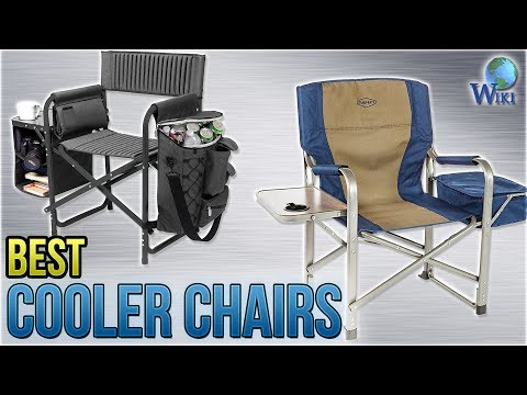 10 Best Cooler Chairs 2018