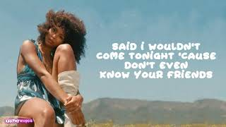 Arlissa   Running ( Lyrics Video )