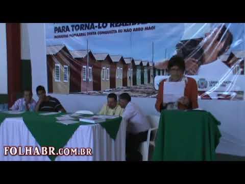 1 ª Maior Mentira da Politica de Juquitiba  1200  Casas Populares