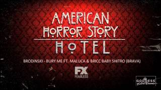 American Horror Story Hotel Hallways Official Music Trailer  - Bury Me