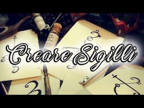 இ COME CREARE UN SIGILLO இ 2# grafica personale, rune e ogham