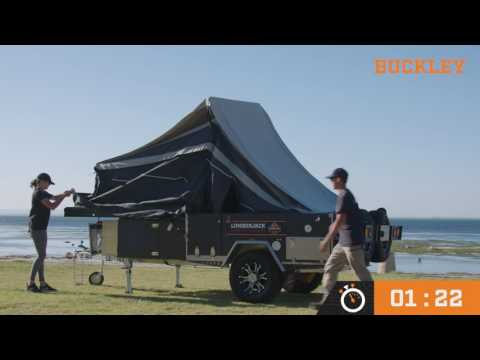 Buckley Introduction – Lumberjack Camper Trailers