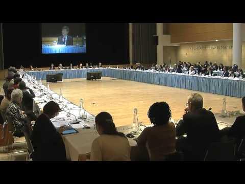 Bill de Blasio speaks at NYC Summit on Children