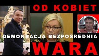 ZK Z. Kękuś (PPP 295/2) Od kobiet wara, czyli wy…lać! DEMOKRACJA BEZPOŚREDNIA! HAMULCOWY Kukiz :-(