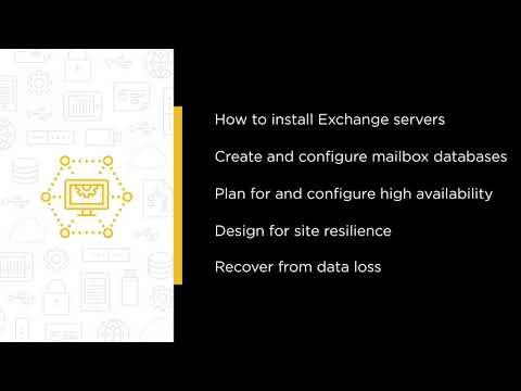 Exchange Server Skills: Managing Microsoft Exchange Server ...