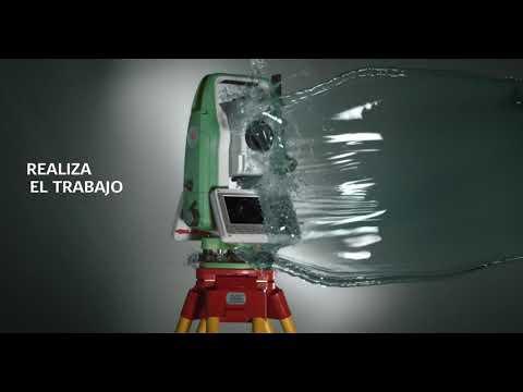 Descubra la nueva gama de estaciones totales Leica FlexLine