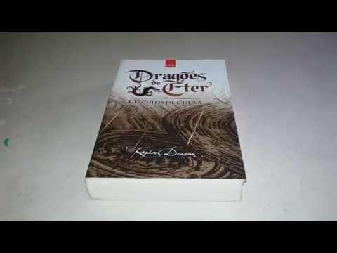 Review - Livro Círculos de Chuva