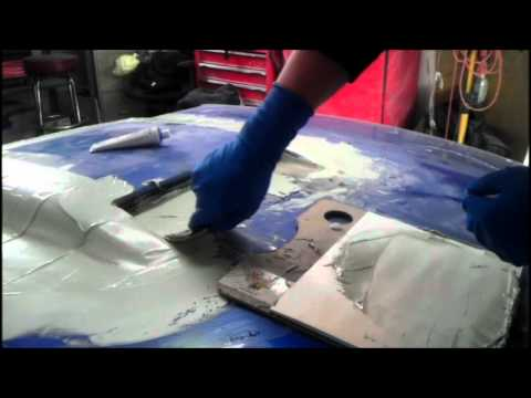 HOW TO MOLD A HOODSCOOP