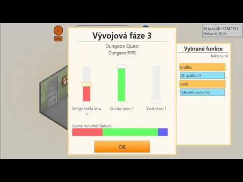 Game Dev Tycoon [CZ&SK]