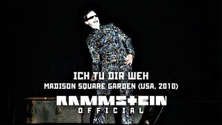 Rammstein   Ich Tu Dir Weh (Live From Madison Square Garden)