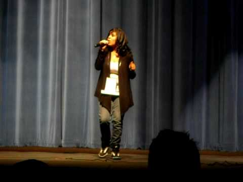Shanee - Killing Me Softly (Apollo Talent Show 2010)