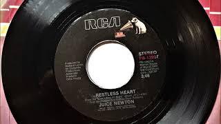 Restless Heart , Juice Newton , 1984