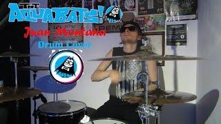 The Aquabats - Meltdown |Juan Montaña - Drum Cover|