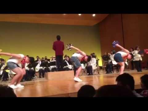 天理中学校吹奏楽部ゴンゾータンバリン