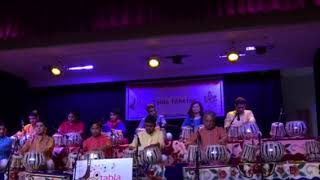 Tablaniketan Annual Performance - Adult Batch - 2018 - Part 3