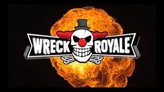 Dūžtantis sprogstantis automobilis | Meatloaf | Wreck Royale 566052E7C