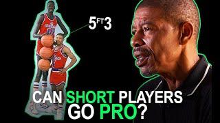 Muggsy Bogues Talks Bullying, Trash Talk & Being Short In The NBA | SO INSPIRING!