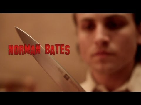 The Burning of Rome - Norman Bates