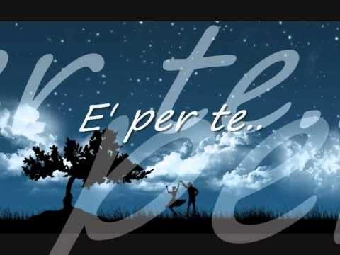 , title : 'Negramaro - Solo Per Te (Con Testo)'