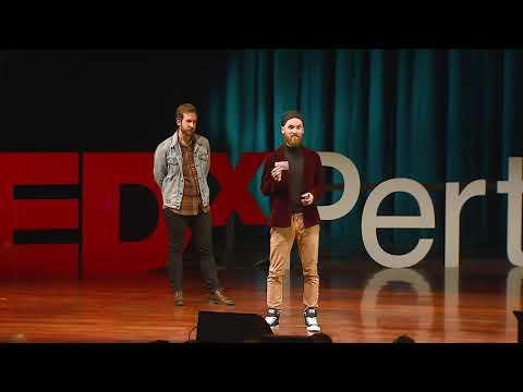 When the best idea is no idea | Michael Gatt & Owen Merriman | TEDxPerth