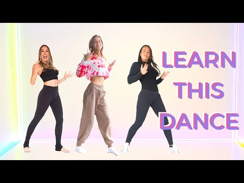 8-Minute Hip-Hop Dance Class | LEARN A DANCE WITH ME ...