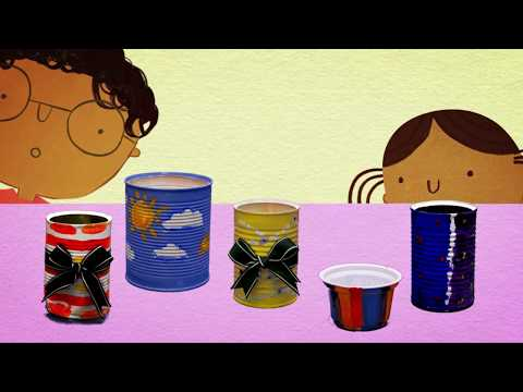 Decorate a Plant Pot With Errol - Golden Toad Theatre