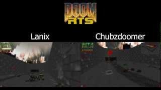 RTS Doom 1v1 Match (w/ Commentary)