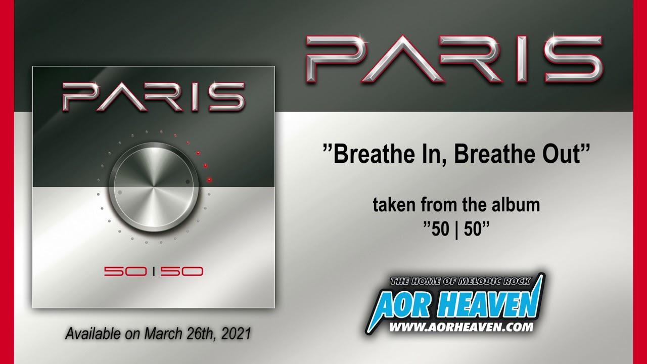 PARIS - Breathe in, breathe out