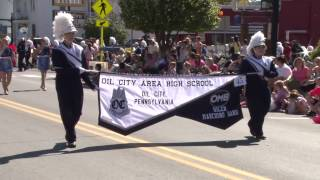preview picture of video '2014 Clarion Hospital 'Tournament Of Leaves' Parade'