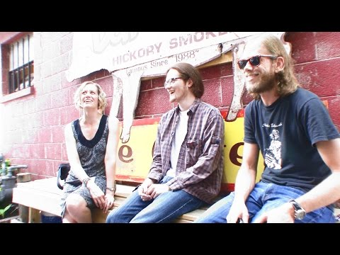 Mountain Express interview with the Low Counts