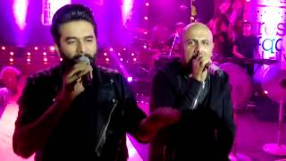 Nashe Si Chadh Gayi, Vishal and Shekhar Live at Times Fresh Face, Bandra Fort, 9 March, 2017