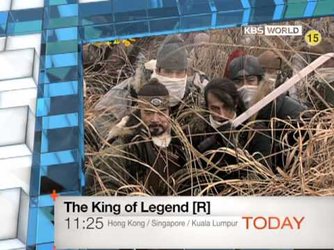 [Today 2/25]  King of Legend  (ep. 23 & 24) Re-run
