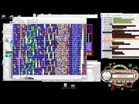 Amstrad CPC Graphics Live – Ep05