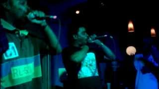 "Tame One And El Da Sensei (Artifacts) performing ""Wrong side of the tracks"""
