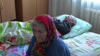 Дед ругается с бабкой