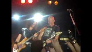 Accept Moscow 2012 - No Shelter