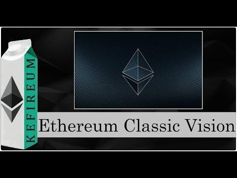 Ethereum Classic Vision (ETCV) - новый Ethereum?