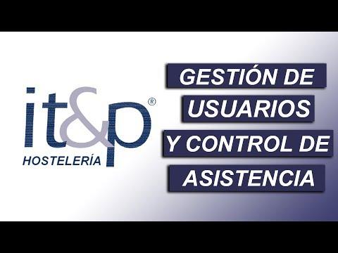 IT & P Hostelería - Gestión de usuarios y Control de asistencia