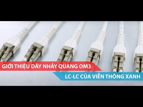 Dây nhảy quang MM OM3 LC-LC by VTXVN