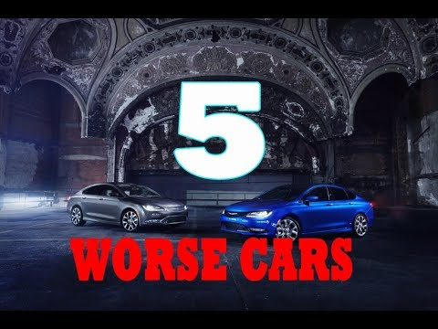 5 Cars No One Wants To Buy Anymore