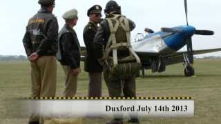 preview picture of video 'Highlights of Flying Legends 2013 in Duxford'