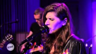 Best Coast performing 'Fine Without You' Live on KCRW