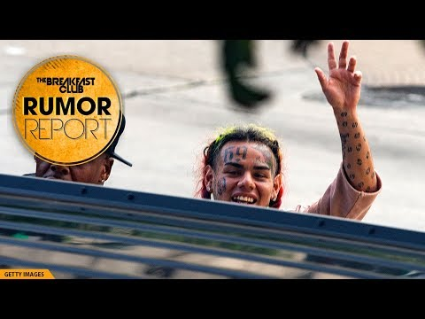 Tekashi 6ix9ine Fears For His Life As Kidnapping Trial Approaches!