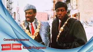 Klasik Fragman: Coming to America