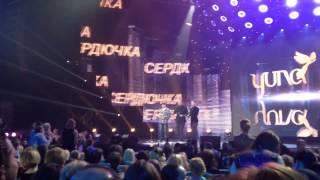 Андрей Данилко, Андрей получает премию YUNA.