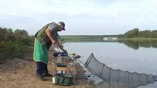 Ловля рыбы на реке северка