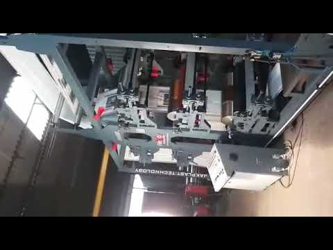 Stainless Steel Flexographic Printing & Cutting Machine (Fully Automatic)