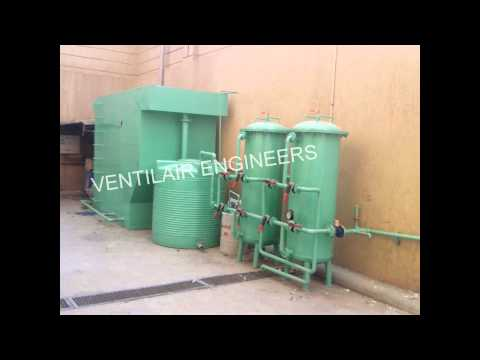 Household Sewage Treatment Plant