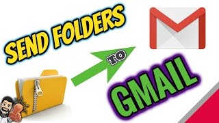How to Send Folder in Gmail - Compressed Folder in Gmail