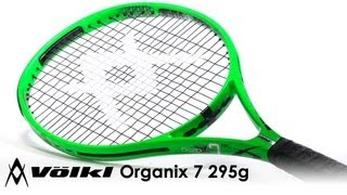 Volkl Organix 7 295 Racquet video